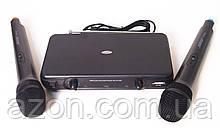 Радіосистема MR-206, база, 2 мікрофона