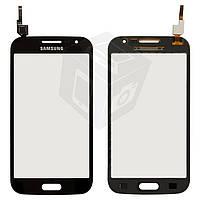 Touchscreen (сенсорный экран) для Samsung Galaxy Win i8550/i8552, оригинал (серый)