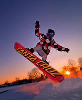 Подбор сноуборда Santa Cruz для любого стиля катания