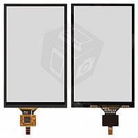 Touchscreen (сенсорный экран) для Samsung i8320, оригинал, черный