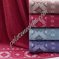 Махровое банное полотенце Звездочка (8)