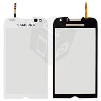 Touchscreen (сенсорный экран) для Samsung Omnia 2 i8000, оригинальный (белый)