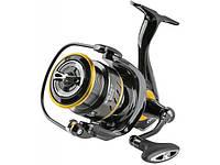 Качественная рыболовная спиннинговая катушка для мощных снастей Select Nitro 2500M 7+1BB