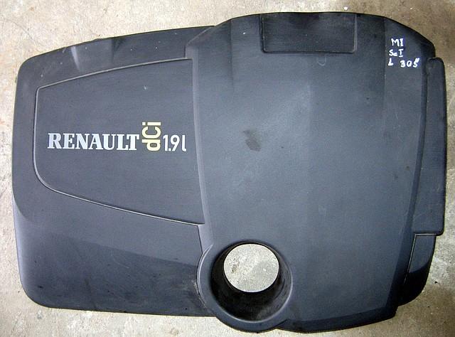 Декоративная крышка двигателя Рено для Renault Megane I, Scenic I
