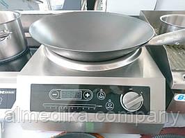 Індукційна плита WOK BERG SL-G35-KA18 (сковорода WOK в подарунок)