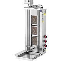 Аппарат для шаурмы газовый  REMTA D06MZ (D15 LPG)