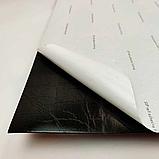 Самоклеюча вінілова плитка для підлоги і стін Wall Sticker ПВХ глянсова 600х300х1,5мм СВП-109, фото 6