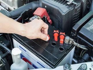 Установка і обслуговування акумулятора