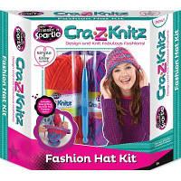 Набор для творчества Cra-Z-Knitz Вязание Модная шапочка (17119)