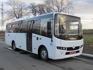 Туристический автобус, Автобус А09620, АТАМАН А09620, Черкасский автобус