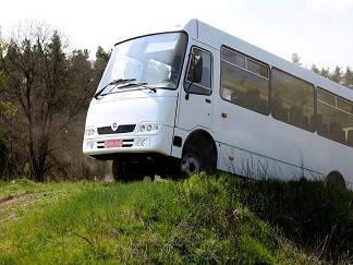 Повнопривідний автобус Ataman DA9016, Автобус Атаман