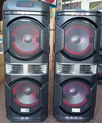 Акустична система AILIANG ProAudio 1010 100 Вт x 2