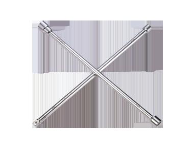 Ключ крестообразный 24/27/32 мм L=700мм. KINGTONY 19932427, фото 2