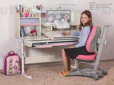 Mealux Winnipeg MTC + Omega   Детская стол-парта и кресло ортопедическое, фото 3