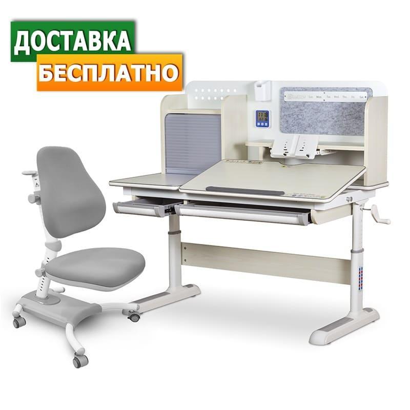 Mealux Winnipeg MTC + Omega   Детская стол-парта и кресло ортопедическое