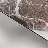 Самоклеюча вінілова плитка для підлоги і стін Wall Sticker ПВХ глянсова 600х300х1,5мм СВП-109, фото 3