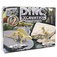 """Набор для проведения раскопок """"Dino Excavation"""" Диметродон и Дилофозавр"""