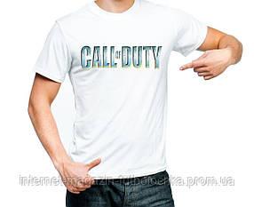 "Футболка ""Call of Duty"""