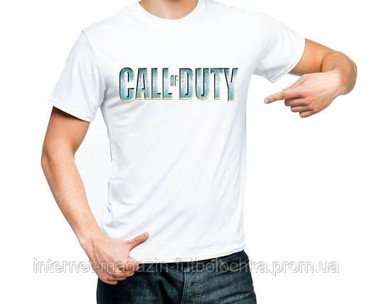 """Футболка """"Call of Duty"""", фото 2"""