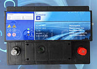 Аккумулятор (батарея , аккумуляторная батарея АКБ) 12V 60Ah 510/460 CCA GM 1201026 1201003 1201331 1201285 1201257 1201228 1201223 1201205 1201204