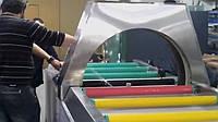 Горизонтальный обмотчик в стрейч(стретч) пленку