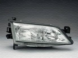 Фара правая Opel Vectra-B (IDENT DQ) (CARELLO) 90505760 до 1998г.в. включительно