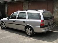 Бампер задний грунтованный Opel Vectra-B Caravan (универсал) до 1998г.в.