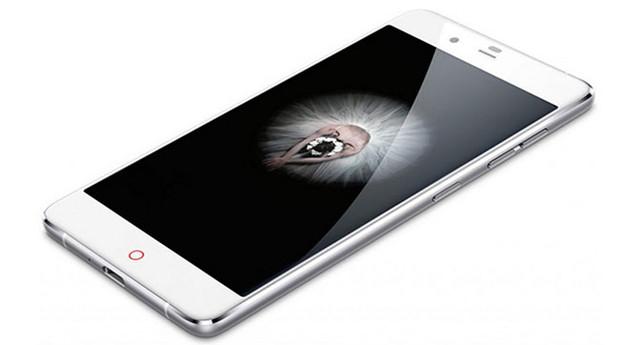 Анонсирован смартфон ZTE Nubia Prague S со сканером радужной оболочки глаза