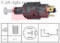 Датчик стоп-сигналов 3-х контактный OPEL ASTRA-F VECTRA-A CALIBRA 1240594