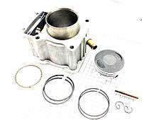 CG250-OHV Цилиндр к-кт (цпг) 200cc - 67мм - водяное охлаждение