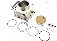 CB250-OHC Цилиндр к-кт (цпг) 250cc - 69мм - водяное охлаждение