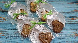 Шоколадная бонбоньерка ( сладкий подарок для гостей)
