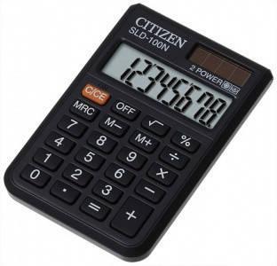 Калькулятор CITIZEN 100/100N