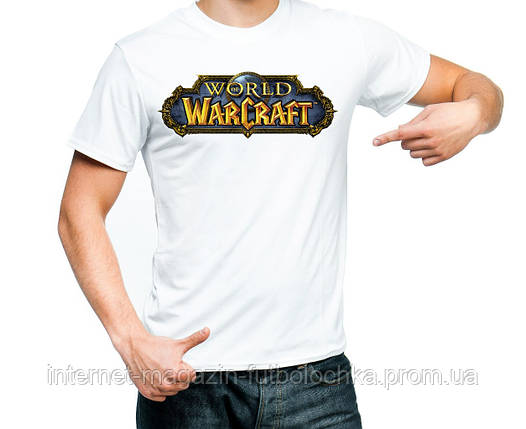 """Футболка """"WarCraft"""", фото 2"""
