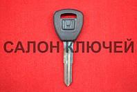 Ключ Honda Accord, Civic, CRV, HRV, Pilot с местом под чип Оригинал вид 2