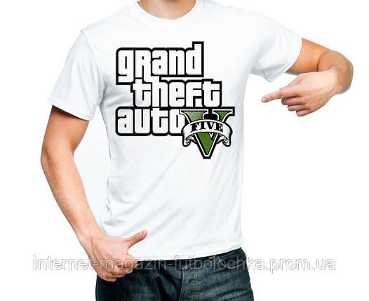 """Футболка """"GTA 5"""", фото 2"""