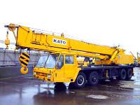 Услуги автокрана Kato 30 тонн