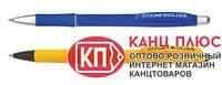 Economix Ручка шариковая автомат BOLIDE синяя  арт.E10113