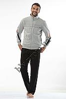 Мужской спортивный костюм интернет магазин пр-во Турция FM15955 Gray