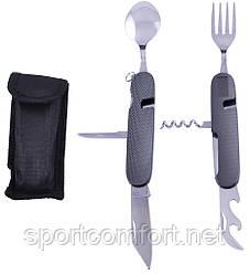 Нож Многофункциональный №106 Black