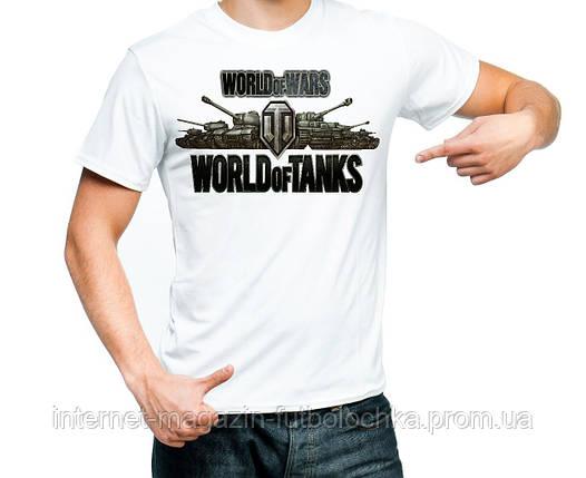"Футболка ""World of Tanks"", фото 2"