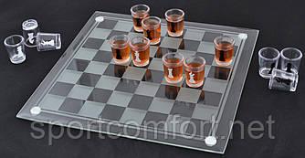 Алко гра шахи (24х24см) №086s