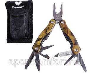 Многофункциональный нож (мультитул) MT-608-H