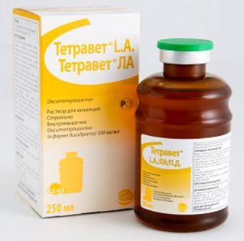 Тетравет ЛА