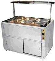 Прилавок холодных закусок ПХ 1500