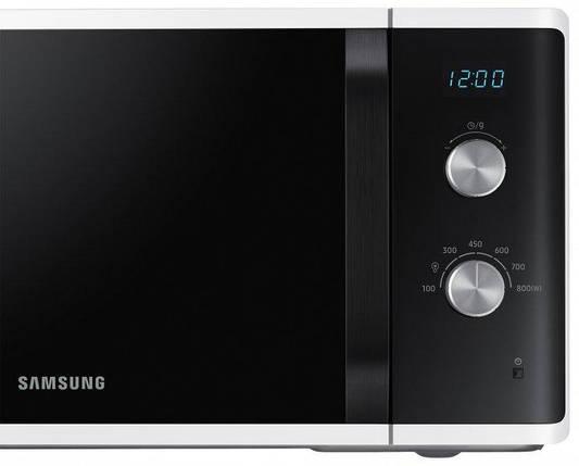 Мікрохвильова піч Samsung MS23K3614AW/BW, фото 2