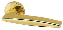 Ручки дверні Armadillo SQUID URB9 GOLD-24 поліроване Золото