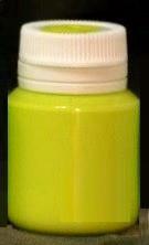 Краска акриловая Жёлто-салатовый