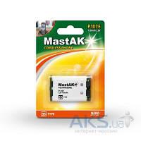 Аккумулятор для радиотелефона MastAK P107E 3.6V 750мАч