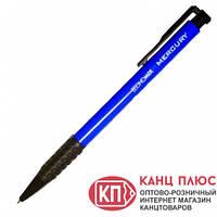Economix Ручка шариковая автомат MERCURY. Синий и черный  арт.E10104